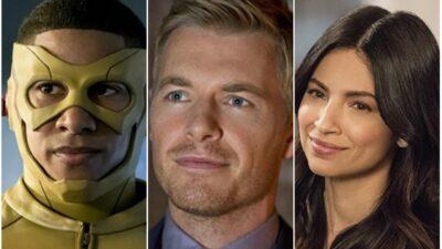 10 personnages qu'on veut voir (plus souvent) dans les séries du Arrowverse