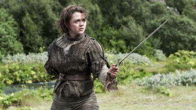 Game of Thrones : Maisie Williams a 3 nouveaux noms à ajouter à la liste d'Arya Stark