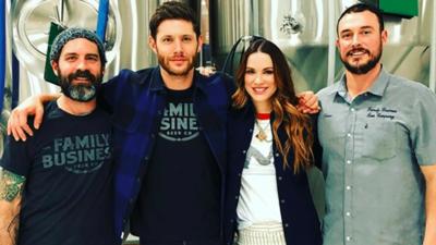 Supernatural : Jensen Ackles se lance dans le business de la bière