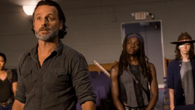 The Walking Dead : la mort de SPOILER va laisser un énorme impact