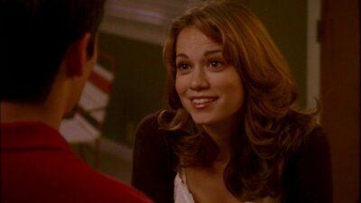 Grey's Anatomy : la première photo de Bethany Joy Lenz (Les Frères Scott) dans la série