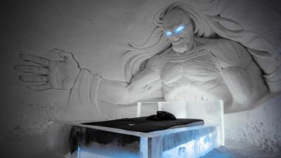 Game of Thrones : un hôtel White Walkers pour impressionner vos potes sur Instagram !