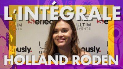 Teen Wolf, Lost, Grey's Anatomy : interview L'Intégrale de Holland Roden