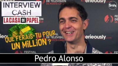 Pedro Alonso (Berlin), La Casa De Papel : notre interview CASH