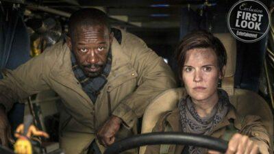 Fear The Walking Dead : Morgan, Althea, Naomi… découvrez les nouveaux persos !
