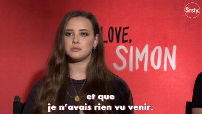 Love, Simon : notre interview de Katherine Langford et Nick Robinson