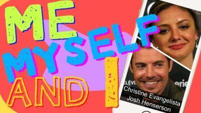 The Arrangement : Josh Henderson & Christine Evangelista parlent séries et anecdotes
