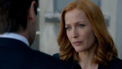 X-Files : Gillian Anderson a décidé de quitter la série après la saison 11