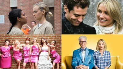 Choisis ta comédie romantique préférée, on te conseillera une série