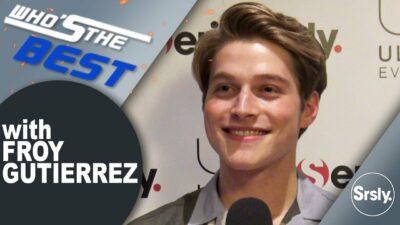 Teen Wolf : Froy Gutierrez répond à notre interview Who's The Best
