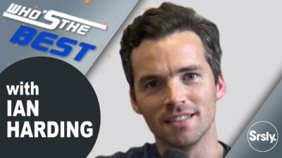 Pretty Little Liars : notre interview Who's The Best de Ian Harding (Ezra)