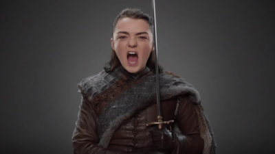 Game of Thrones : Maisie Williams ne comprend pas l'intérêt des spoilers