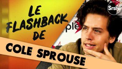 Comment Cole Sprouse est tombé in love de Jennifer Aniston sur les plateaux de Friends (exclu)