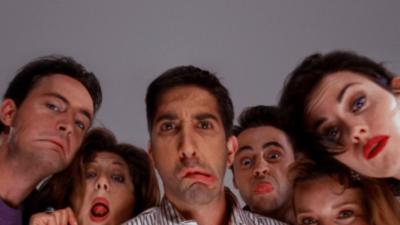 Ceux qui avaient 10 raisons de croire que Friends sera toujours une série bienveillante