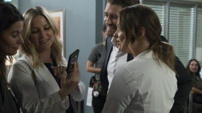 Grey's Anatomy : le lien entre l'ex-mari de Jo et… Arizona !