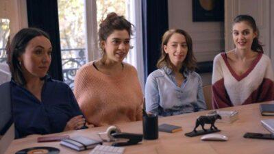Guépardes : Déborah Grall nous présente la série inédite de TF1 Séries Films