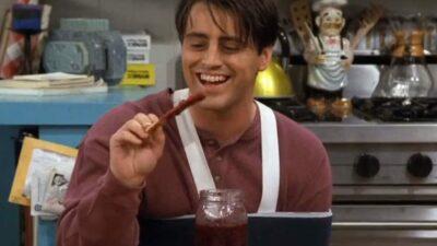 Friends : Joey et la bouffe, la plus belle histoire d'amour de la série
