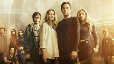 The Gifted saison 2 : on a rencontré Natalie Alyn Lind et Stephen Moyer