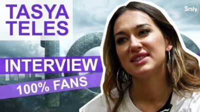 Tasya Teles : The 100 saison 5, Echo, Bellamy… interview 100% fans