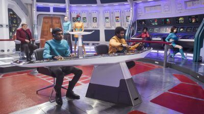 Black Mirror : un spin-off en vue pour l'épisode USS Callister ?