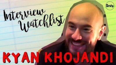 Kyan Khojandi (Bref) : sa watchlist séries parfaite
