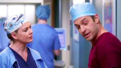 Grey's Anatomy : qui se cache derrière les traits du Dr. Mars ?