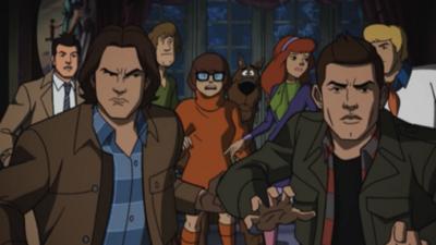 Supernatural : les premières photos du crossover avec… Scooby-Doo !