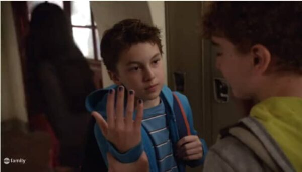 jude the fosters ongles