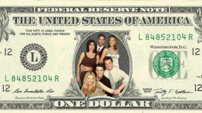 Friends : découvrez combien gagnait chaque personnage de la série !