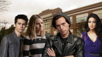 Gossip Girl, Riverdale… Seul un vrai fan trouvera les 10 séries cachées derrière ces lycées
