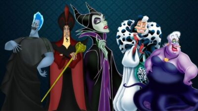 Choisis ton méchant de Disney favori, on te dira quel méchant de séries tu es