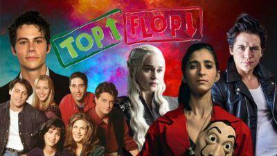 Fabrique ta propre série, on te dira si c'est un TOP ou un FLOP