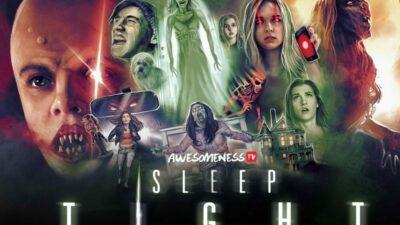Sleep Tight : la nouvelle série d'épouvante débarque en France !
