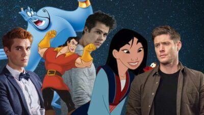 Choisis ton ultime crush Disney… on devinera l'un de tes crush séries !