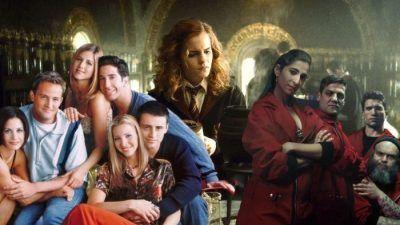 Choisis ta potion magique d'Harry Potter et on te donnera une série à regarder