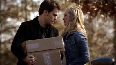 The Vampire Diaries : cette scène de la saison 2 qui a donné l'idée à la créatrice de mettre Caroline et Stefan ensemble