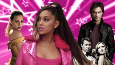 Choisis ta chanson préférée d'Ariana Grande, on devinera ton perso de séries favori