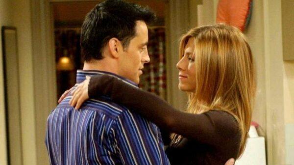 Rachel et Joey Friends