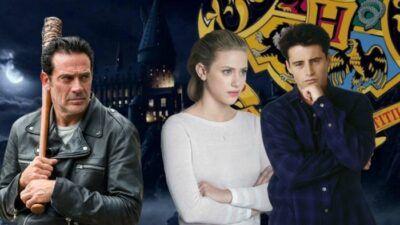 Choisis les maisons Harry Potter de ces persos, on te dira qui est ton BFF de séries