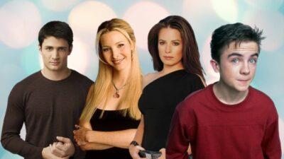 Recaste ces 7 personnages de séries cultes, on devinera ton âge