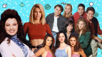 Charmed, Friends… Es-tu incollable sur les séries cultes des années 90 ?