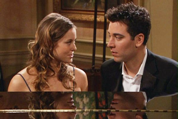 how i met your mother victoria ted