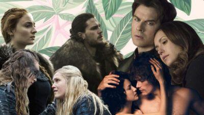 Outlander, The Vampire Diaries… Ces retrouvailles de séries qui font pleurer à coup sûr