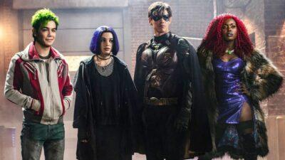 Netflix : la nouvelle série de super-héros Titans débarque sur la plateforme