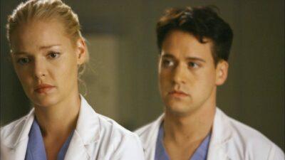 Grey's Anatomy : Katherine Heigl pense que T.R. Knight a pris la mauvaise décision en quittant la série