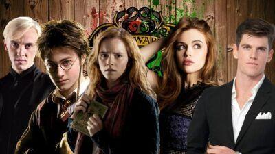 Réponds à ces questions, on te dira quel combo de persos de séries/Harry Potter tu es (saison 2)