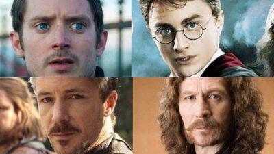 Harry Potter : ces 12 acteurs qui ont (clairement) été séparés à la naissance