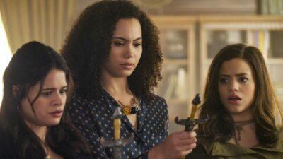 Charmed : on a la PREMIÈRE photo des soeurs du reboot !