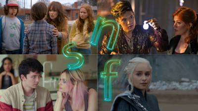 Balance la première lettre de ton prénom, on devinera quelle série tu attends le plus en 2019