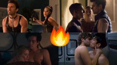 Elite, Outlander… Top 15 des scènes sexy de séries en 2018